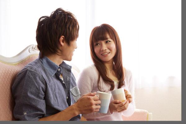 会話の様子で別れるカップルを見分ける